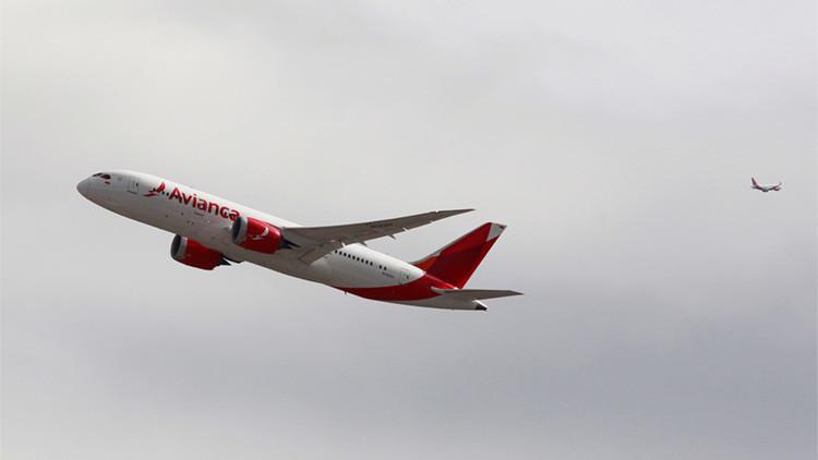 La mayor aerolínea colombiana cancela todos sus vuelos a Venezuela
