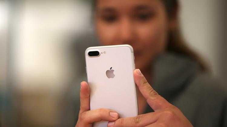 ¿Otro teléfono 'incendiario'?: Explota un iPhone 7 en Australia (VIDEO)