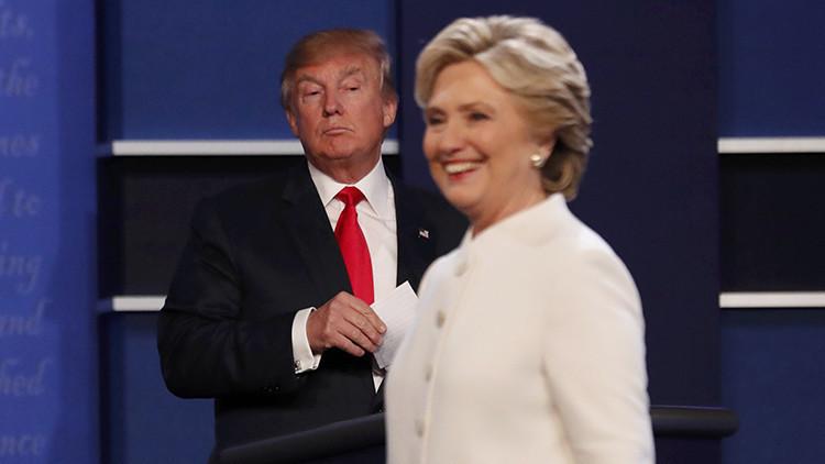 """WikiLeaks: """"En Estados Unidos no hay elecciones"""""""