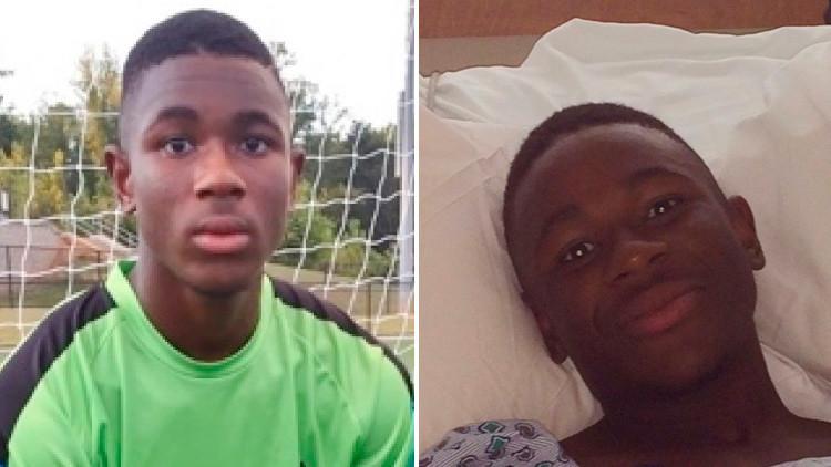 Un futbolista estadounidense de 16 años despierta del coma hablando español
