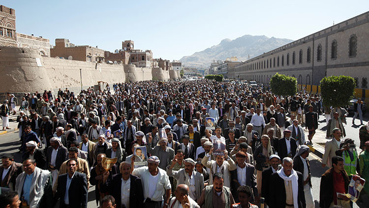 """Arabia Saudita """"ataca deliberadamente"""" tierras agrícolas empobrecidas en Yemen"""