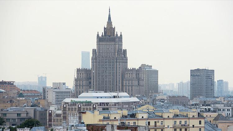 """Moscú: """"Rusia prepara una respuesta asimétrica a las sanciones estadounidenses"""""""