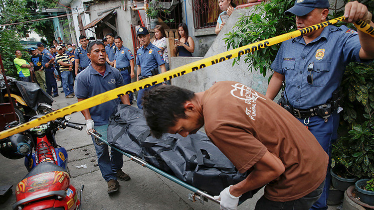 """""""Si no lo hacemos, nos matan"""": la pareja filipina que se gana la vida matando a narcotraficantes"""