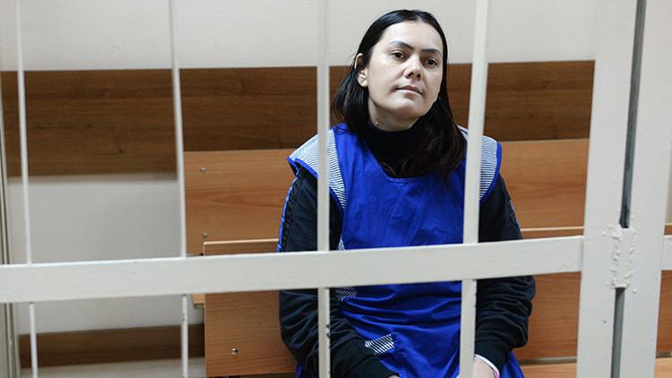 La niñera que decapitó a una niña de 4 años en Moscú se declara culpable