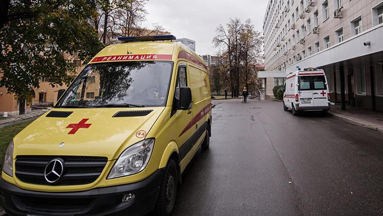 Una joven rusa se tira desde el piso 11 y sobrevive (video 18+)