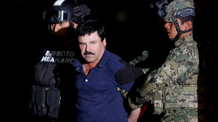 """Abogados de 'El Chapo' Guzmán: """"Podría morir antes de ser extraditado a EE.UU."""""""