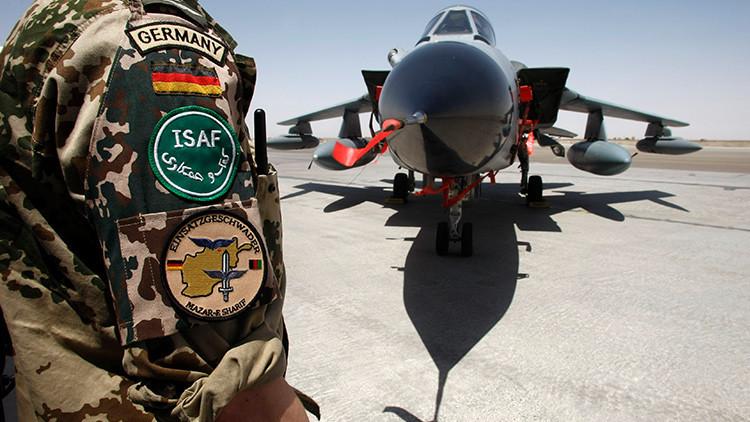 """Decenas de aviones de la Fuerza Aérea de Alemania, anclados en tierra por unos """"tornillos sueltos"""""""