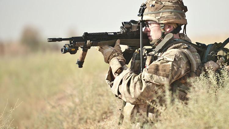 Reino Unido reanudará el entrenamiento de insurgentes 'demócratas y moderados' sirios
