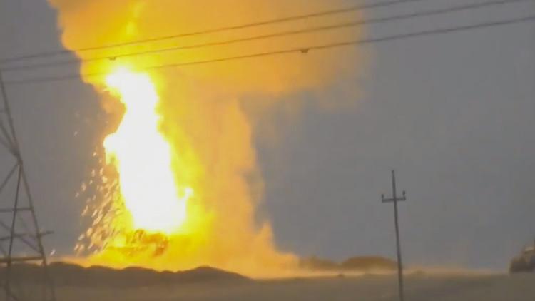 Video: Explosión de un tanque estadounidense Abrams tras ser alcanzado por misil terrorista en Irak