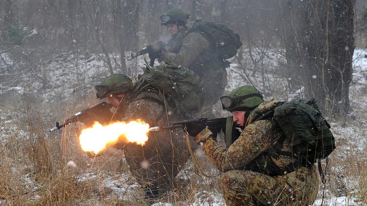 Ligero, resistente e invisible: así es el nuevo equipamiento ruso para 'los soldados del futuro'