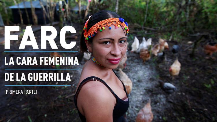 """""""Me enamoraba cada vez más de la lucha"""": RT muestra la cara femenina de las FARC"""