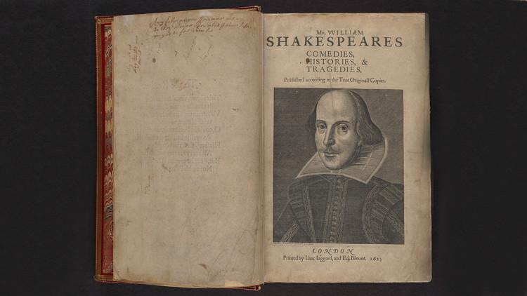 Confirman que Shakespeare recurrió a un poeta para escribir