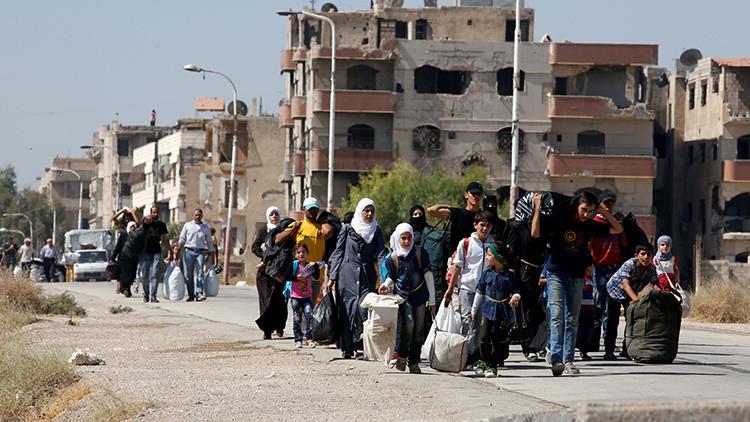 Los ataques aéreos de la coalición liderada por EE.UU. en Siria han dejado 300 muertos civiles