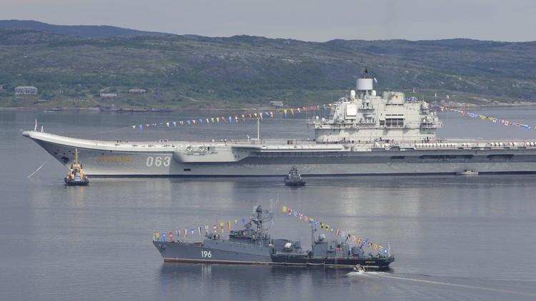 Moscú revela que España ha admitido la presión de EE.UU y la OTAN con respecto a los barcos rusos