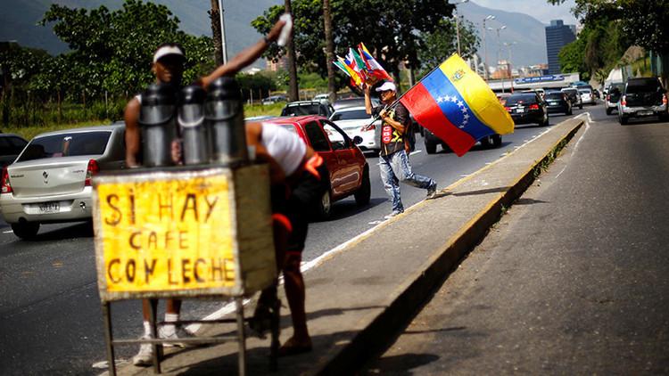 Manual para pedir un café en Caracas