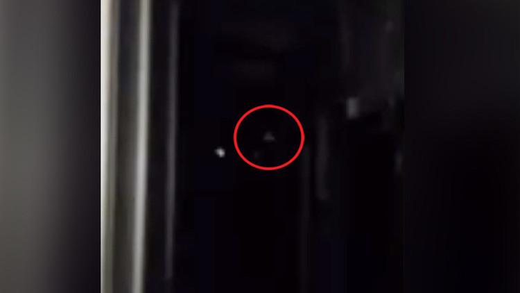 'Ayúdame': Captan fenómenos paranormales en la cámara de la muerte de una cárcel abandonada (Video)
