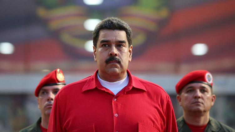 Maduro declara en 'sesión permanente' al Consejo de Defensa de la Nación