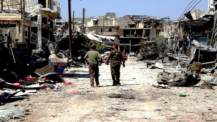 """Moscú: """"Muchos deberían rezar por el perdón de sus pecados en Siria e Irak"""""""