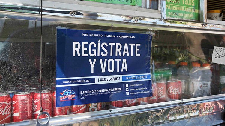 ¿Fraude electoral? Denuncian en Texas que votos para Trump fueron a Clinton en urnas electrónicas