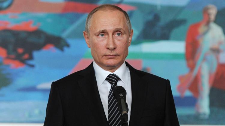 """Putin: """"Rusia no planea atacar a nadie: eso es ridículo, absurdo e impensable"""" (Video)"""