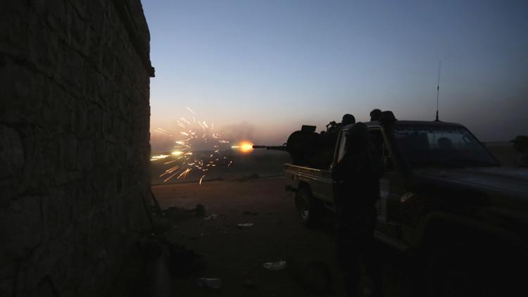 Al menos 12 civiles muertos y 20 heridos tras los bombardeos en un corredor humanitario de Alepo