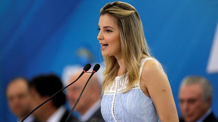 Condenan al 'hacker' que quiso extorsionar a la primera dama de Brasil