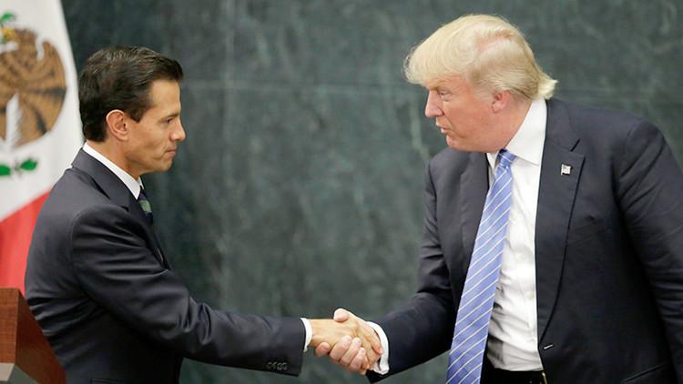 """Partido opositor denuncia al presidente de México por """"traición a la patria"""""""