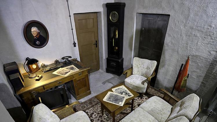 'La caída': Así era el búnker donde Hitler pasó sus últimos días (fotos)