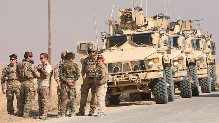 """""""El Pentágono es capaz de enfrentar a Irak y Siria en una guerra fratricida"""""""