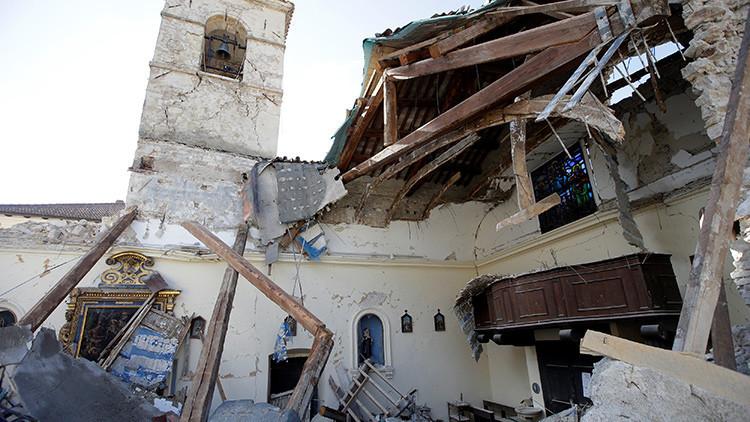 """""""Fallas durmientes"""": Italia, al borde de un nuevo sismo devastador"""