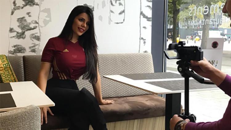 Miss Bumbum Brasil quiere ser ciudadana de Rusia y trabajar en el Gobierno