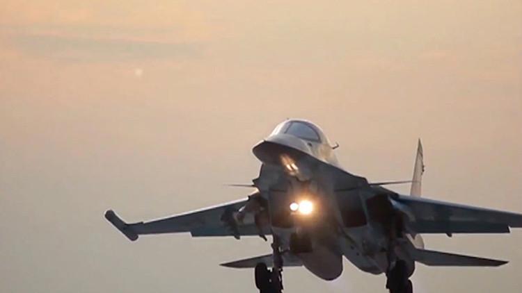 """EE.UU. revela cómo """"se evitó por los pelos"""" un accidente con un avión militar ruso"""