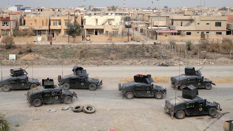 Moscú: El bombardeo de EE.UU. a una escuela iraquí cerca de Mosul causó muertos y heridos