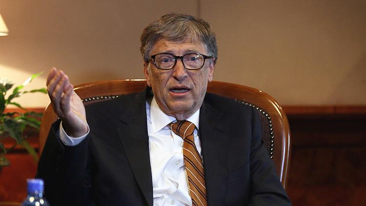 Bill Gates explica qué impide a erradicar la pobreza en el mundo