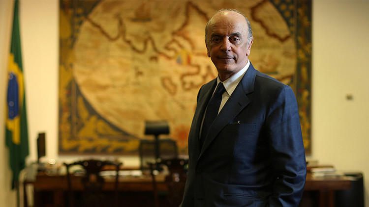 Resultado de imagen de Canciller de Brasil, acusado de recibir 7 millones de dólares ilegales para su campaña presidencial