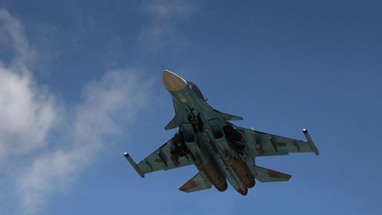 200 vuelos de combate y más de 30 ejercicios tácticos: la aviación rusa se entrena con excelencia