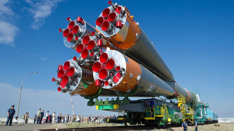 Países que dependen de los cohetes rusos