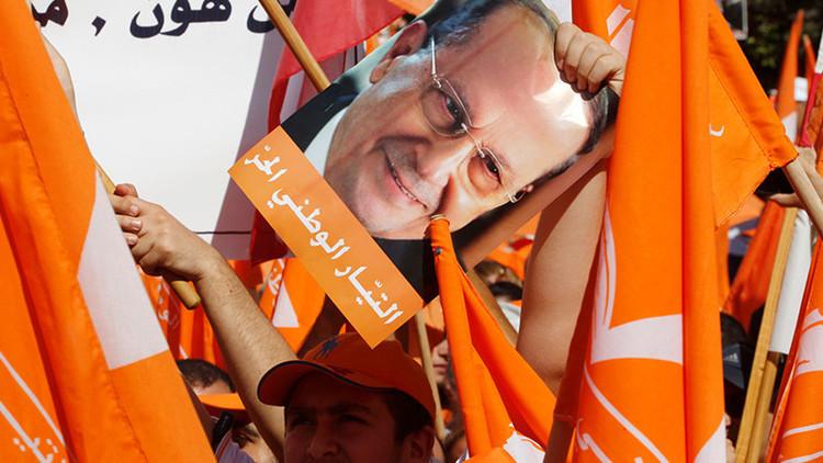 Michel Aoun, presidente de Líbano tras meses de vacío de poder
