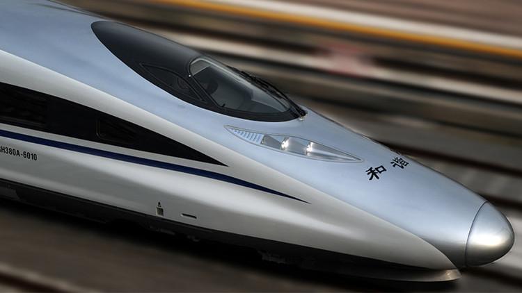 China construirá un nuevo tren ultrarrápido con una velocidad máxima de 600 kilómetros por hora