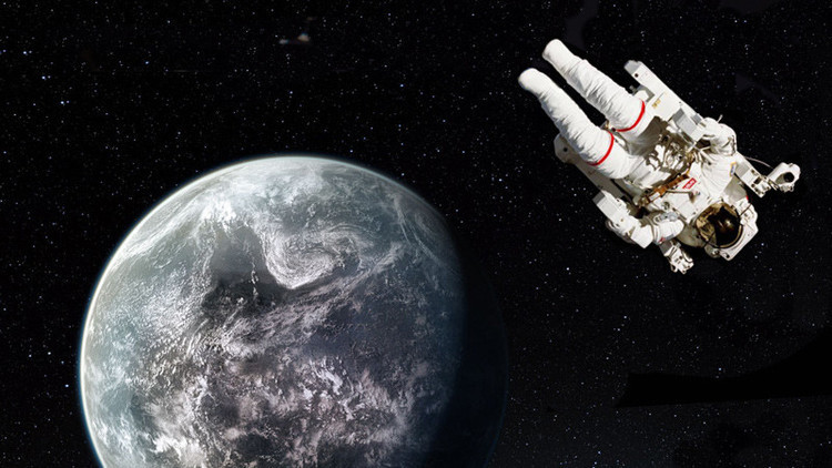 Los cadáveres de astronautas podrían generar vida extraterrestre