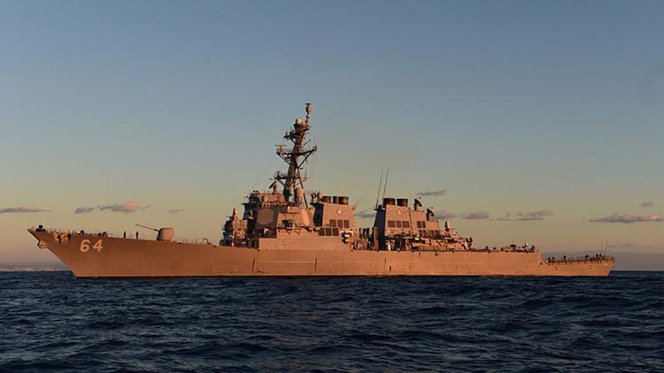 ¿Duelo de gigantes en el Mediterráneo a la vista? El USS Carney sale inesperadamente del mar Negro