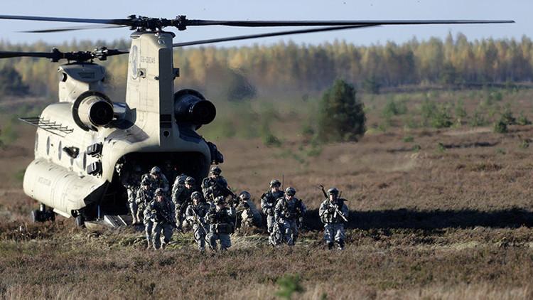 Finalizan las maniobras de la OTAN a gran escala en Letonia (video)