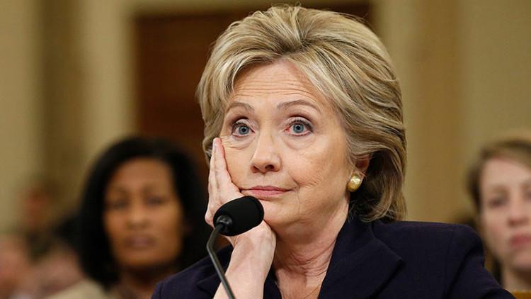 WikiLeaks publica los correos del equipo de Clinton sobre las filtraciones del Comité para Bengasi