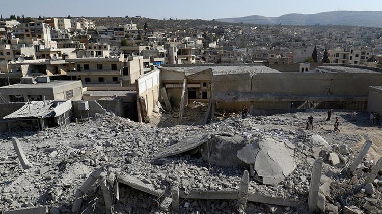 """""""El nuevo presidente de EE.UU. no podrá resolver la crisis siria sin Rusia"""""""