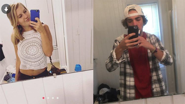 Sorpresa en Tinder: Joven descubre la foto de una extraña tomada en su propio baño