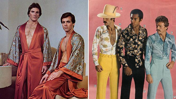 Moda masculina 1970