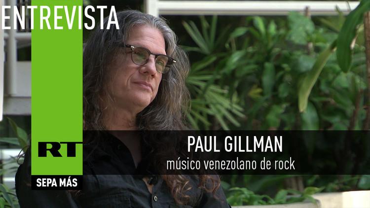 El músico Paul Gillman revela la razón por la que Chávez rompió a llorar ante sus ojos