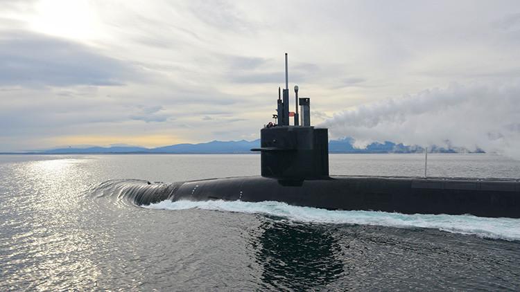 EE.UU. manda a Guam un submarino de misiles balísticos por primera vez en casi 30 años