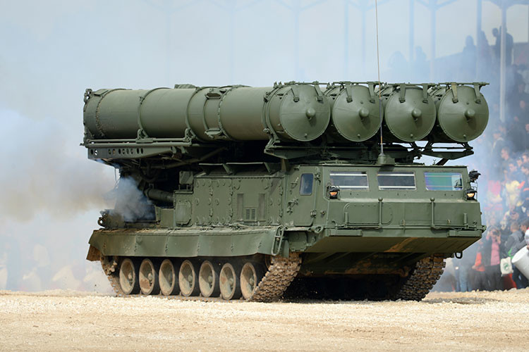 Resultado de imagen de S-300 sirio