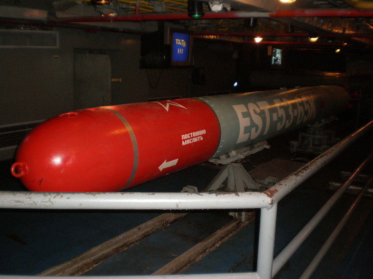 Torpedo de la serie 53-65.